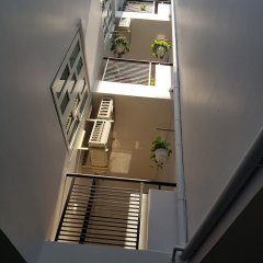 Апартаменты HT Apartment балкон