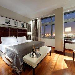 Отель Eurostars Grand Marina 5* Стандартный номер с различными типами кроватей фото 23