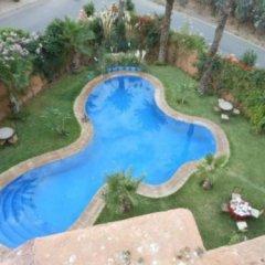 Отель Le Temple Des Arts Марокко, Уарзазат - отзывы, цены и фото номеров - забронировать отель Le Temple Des Arts онлайн бассейн фото 3