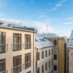 Отель Old Riga Park Studio Латвия, Рига - 1 отзыв об отеле, цены и фото номеров - забронировать отель Old Riga Park Studio онлайн балкон