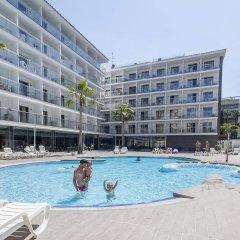 Отель Best San Francisco Испания, Салоу - 8 отзывов об отеле, цены и фото номеров - забронировать отель Best San Francisco онлайн бассейн фото 2