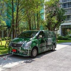 Отель City Park Luxury Home Бангкок городской автобус