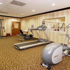 Отель Comfort Suites Vicksburg фитнесс-зал фото 3