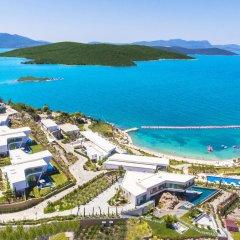 Отель LUX* Bodrum Resort & Residences пляж