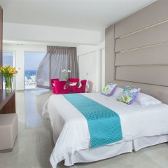 King Evelthon Beach Hotel & Resort комната для гостей фото 9