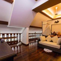 Отель Royal Phawadee Village Патонг спа