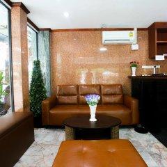Отель Grand Omari Бангкок интерьер отеля