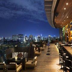 Отель Marriott Sukhumvit Бангкок пляж