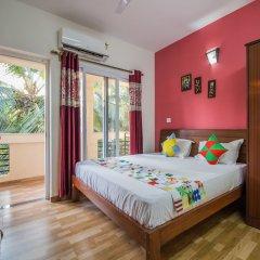 Отель OYO 12953 Home Pool View 2BHK Arpora Гоа комната для гостей фото 2