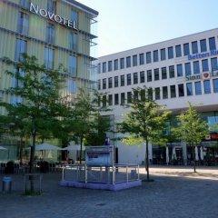 Отель Novotel Muenchen Messe детские мероприятия фото 2