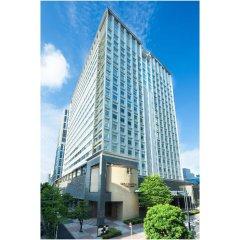 Отель Celestine Hotel Япония, Токио - 1 отзыв об отеле, цены и фото номеров - забронировать отель Celestine Hotel онлайн вид на фасад