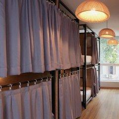 Bedgasm Hostel комната для гостей