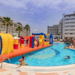 Holiday Garden Hotel Alanya Турция, Окурджалар - отзывы, цены и фото номеров - забронировать отель Holiday Garden Hotel Alanya онлайн детские мероприятия