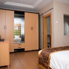 BON Hotel Sunshine Enugu Энугу комната для гостей фото 5