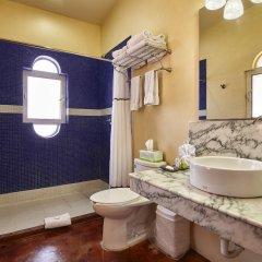 Отель San Angel Suites Педрегал ванная