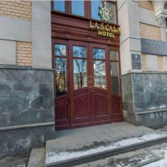 Гостиница La Scala Gogolevskiy вид на фасад