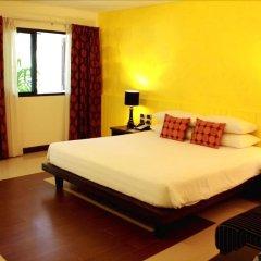 Отель Garden Sea View Resort сейф в номере
