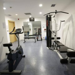 Апартаменты Housez Suites and Apartments - Special Class фитнесс-зал