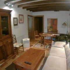 Отель Apartamentos Turísticos Finca Las Nieves балкон