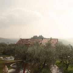 Отель Locanda Viridarium Италия, Региональный парк Colli Euganei - отзывы, цены и фото номеров - забронировать отель Locanda Viridarium онлайн балкон