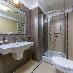 Отель Crocus Польша, Закопане - отзывы, цены и фото номеров - забронировать отель Crocus онлайн ванная