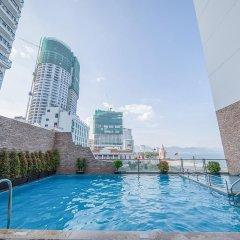 Отель Novotel Nha Trang бассейн фото 2