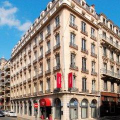 Отель Mercure Lyon Centre Plaza République фото 6