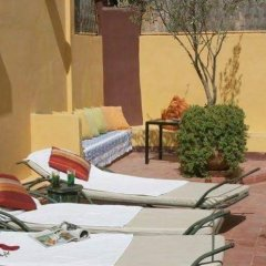 Отель Riad Villa Harmonie Марокко, Марракеш - отзывы, цены и фото номеров - забронировать отель Riad Villa Harmonie онлайн бассейн фото 3