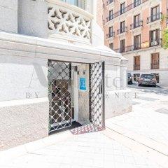 Отель A&Z Juan de Mena -Only Adults Испания, Мадрид - отзывы, цены и фото номеров - забронировать отель A&Z Juan de Mena -Only Adults онлайн парковка