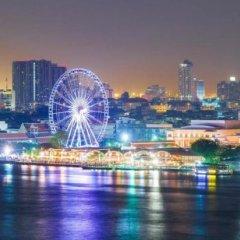 Отель Lullaby Inn Бангкок пляж