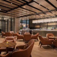 Отель Hyatt Regency Xiamen Wuyuanwan Китай, Сямынь - отзывы, цены и фото номеров - забронировать отель Hyatt Regency Xiamen Wuyuanwan онлайн гостиничный бар