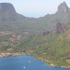 Отель Kaveka Французская Полинезия, Папеэте - отзывы, цены и фото номеров - забронировать отель Kaveka онлайн приотельная территория