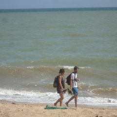 Ceylon Sea Hotel пляж