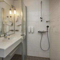 Отель Scandic Kaisaniemi Финляндия, Хельсинки - - забронировать отель Scandic Kaisaniemi, цены и фото номеров ванная