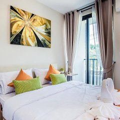 Отель Zcape 2 Residence by AHM Asia Пхукет комната для гостей фото 5