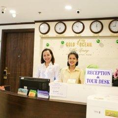 Апарт-отель Gold Ocean Nha Trang интерьер отеля фото 3