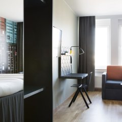 Отель Comfort Goteborg Гётеборг комната для гостей