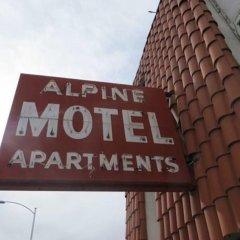 Отель Alpine Motel США, Лас-Вегас - отзывы, цены и фото номеров - забронировать отель Alpine Motel онлайн фото 3