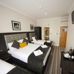 Отель St Georges Inn Victoria комната для гостей фото 2