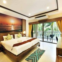 Отель Ratana Hill Таиланд, Патонг - 3 отзыва об отеле, цены и фото номеров - забронировать отель Ratana Hill онлайн комната для гостей фото 2