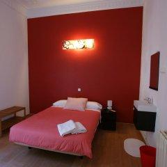 Отель Els Angels Hostal Барселона комната для гостей фото 3