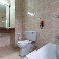 Отель Godavari Village Resort Непал, Лалитпур - отзывы, цены и фото номеров - забронировать отель Godavari Village Resort онлайн ванная фото 2