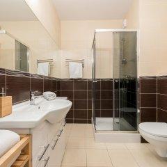 Отель P&o Verdis Польша, Варшава - отзывы, цены и фото номеров - забронировать отель P&o Verdis онлайн ванная