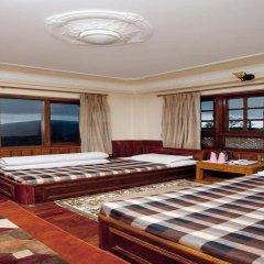 Отель Nagarkot Sunshine Hotel Непал, Нагаркот - отзывы, цены и фото номеров - забронировать отель Nagarkot Sunshine Hotel онлайн комната для гостей фото 3