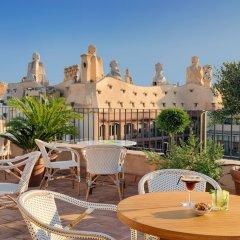 Отель H10 Casa Mimosa гостиничный бар