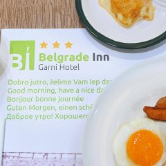 Hotel Belgrade Inn в номере
