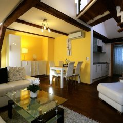 Отель Spa Carolline Прага комната для гостей