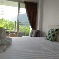Отель Ananda Place Phuket балкон