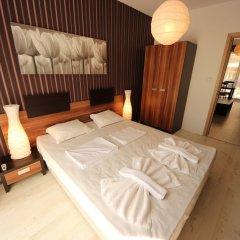 Апартаменты Menada Rainbow Apartments Солнечный берег комната для гостей фото 19