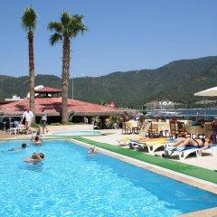 Mar-Bas Hotel - All Inclusive бассейн фото 2